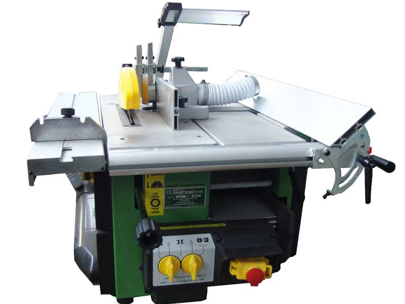 Woodworking combination machine 6 function model Cosmos Standard by Damatomacchine
