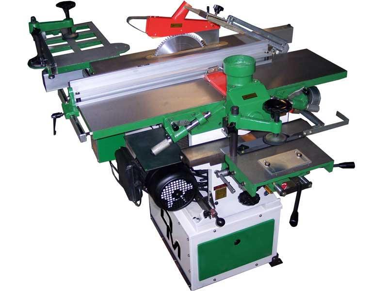 Macchine combinate per legno - Damatomacchine
