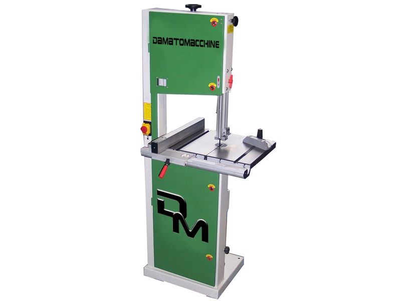Band Saw Prima 60 by Damatomacchine