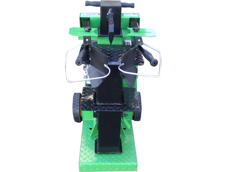 Spaccalegna elettrico con potenza di 10 Tonnellate modello Vertigo 10T di Damatomacchine