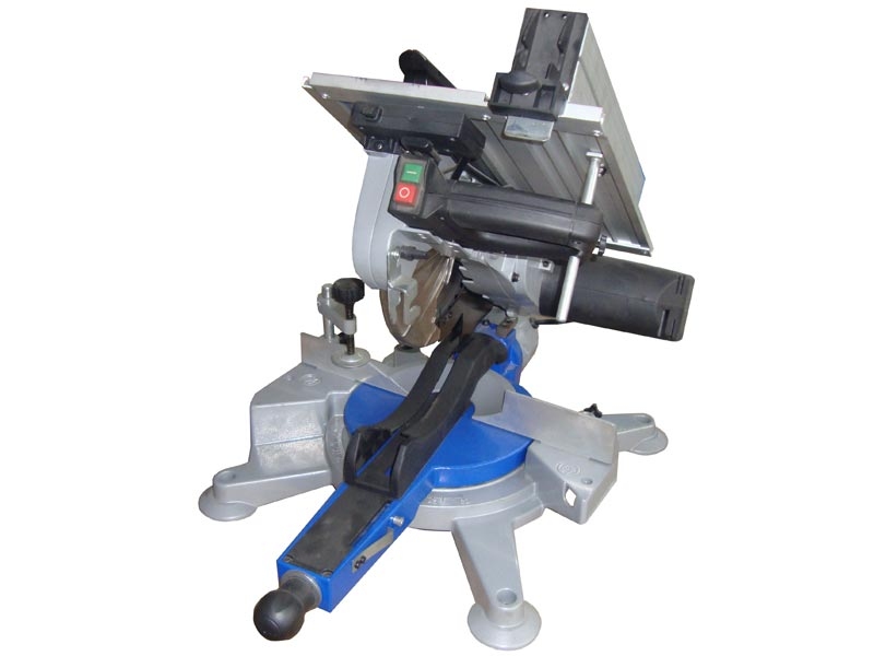 Mitre saw Delta 255 with saw blade Ø 255 mm and single-phase motr 1800W by Damatomacchine