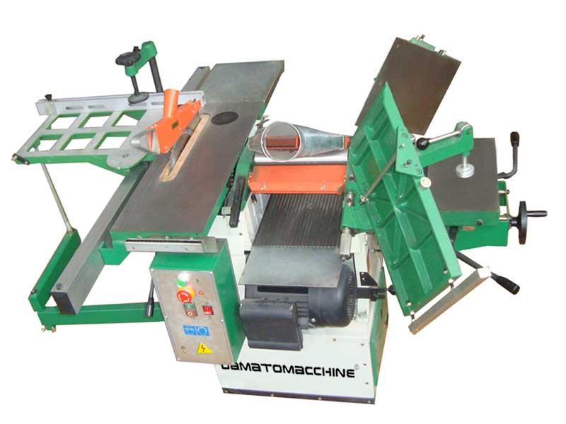 Combination machine 7 operation model Discovery super by Damatomacchine