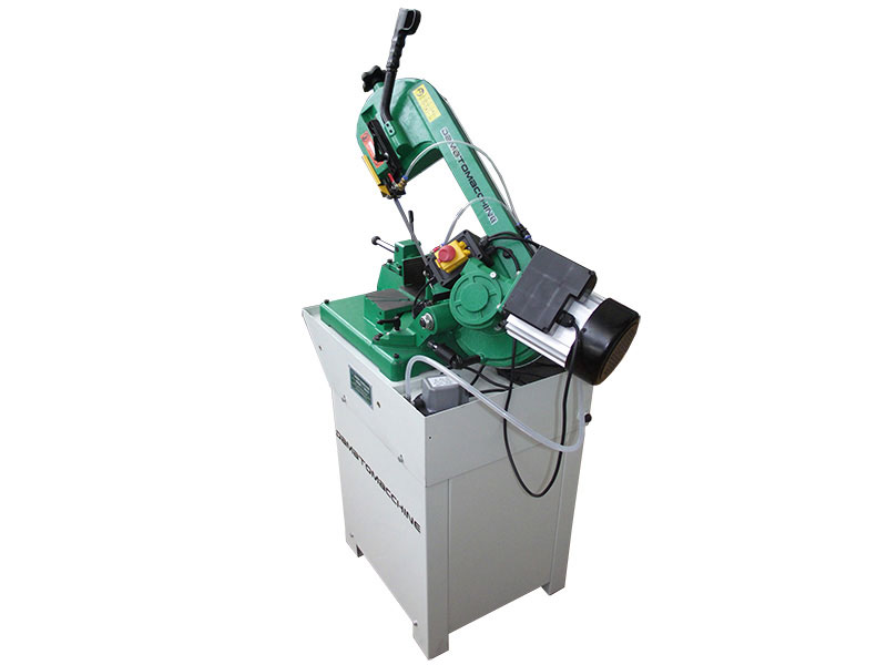 Metal cutting bandsaw GEO 4014 by Damatomacchine