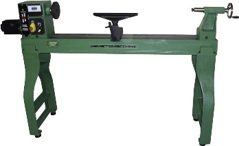 Woodworking Lathe Model MC 1200 by Damatomacchine